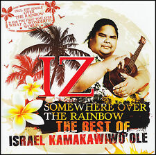 ISRAEL KAMAKAWIWO'OLE - SOMEWHERE OVER THE RAINBOW : THE BEST OF CD ~ IZ *NEW*