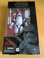 STAR WARS THE BLACK SERIES FIRST ORDER STORMTROOPER 6 INCH ACTION FIGURE WAVE 21