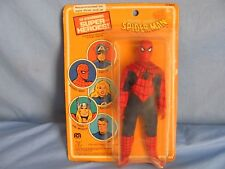1979 Vintage Marvel Comics the Amazing Spider-Man by Mego Corp - on card