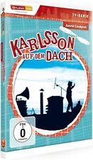 DVD KARLSSON AUF DEM DACH (TV-Serie) # Astrid Lindgren ++NEU