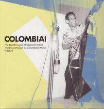 Colombia!the Golden Age of Discos Fuentes [Vinyl LP]  2 VINYL LP NEW+