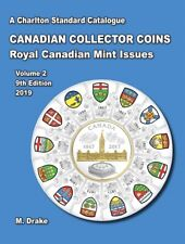 Canadian Collector Coins Vol.2 - 2019 Charlton Catalogue 9th Edition, RCM Issues