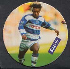 Merlin Tapas De Fútbol-Liga Premier 1996-no 66-cuadratura con respuesta parcial-Trevor Sinclair