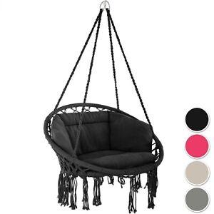 Fauteuil hamac suspendu extérieur jardin chaise design 1 place