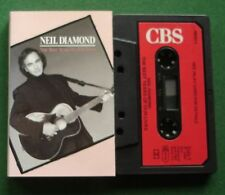 Neil Diamond The Best Years Of Our Lives inc This Time + Cassette Tape - TESTED