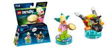 The Simpsons Lego Dimensions Krusty the Clown Fun Pack NIB 71227 38 Pcs