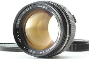 [MINT] Olympus OM-System G.Zuiko Auto-S 55mm f/1.2 Lens From JAPAN