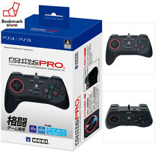 NEW HORI Fighting Commander Pro Controller Japan PS4/ PS3/ PC Street Fighters