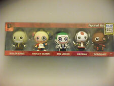 Figural DC Comics Suicide Squad Keyring 5 Pack 2016 BAM Exclusive - Harley Quinn