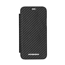 Mercedes Benz AMG original funda para Samsung Galaxy S8 carbono