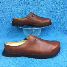 rare BETULA Birkenstock Original Fussbett Slide Mule Clog 40 L9 M7 women's 9