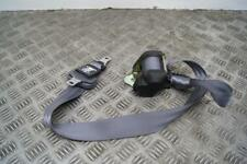 Renault Clio Mk2 1998 - 2001 Centre Rear Grey Seat Belt