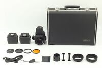 ◆Near Mint◆Late Model◆Zenza Bronica S2A in genuine case FedEx or DHL◆Japan◆ #070