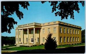 SHEPHERDSTOWN, West Virginia  WV  SHEPHERD COLLEGE LIBRARY ca 1950s Postcard