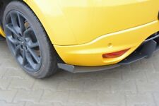 RACING REAR SIDE SPLITTERS RENAULT MEGANE MK3 RS (2010-2015)