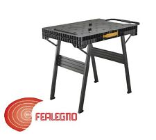 BANCO BANCHETTO DA LAVORO PIEGHEVOLE 450KG 85X60X80CM ART.94153 STANLEY