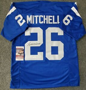 BALTIMORE COLTS LYDELL MITCHELL AUTOGRAPHED SIGNED JERSEY JSA COA
