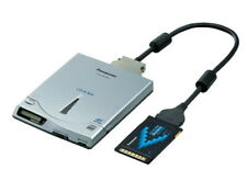 Panasonic Portable Ext. SCSI PCMCIA CD-RW ROM Drive with Cable Kit KXL-RW10A
