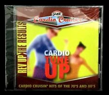 Body by Jake Cardio Tune Up Rev Up The Results Music CD 30 Min Workout 70's 80's