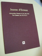 Le stundenbuch la Jeanne d'Evreux fac-similé Lucerne 3 motifs