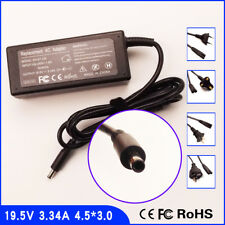 19.5V 3.34A Ac Adapter Charger For Dell Inspiron 14 5459 5452 7437 7437