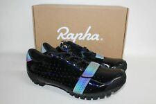 RAPHA Men's Black Explore Hook And Loop Strap Cycling Shoes EU45.5 UK10.5 BNIB