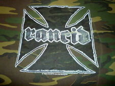 Rancid Shirt ( Used Size L ) Used Condition!!!