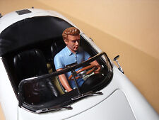 JAMES  DEAN   1/18  PAINTED  FIGURE  MADE  BY  VROOM  FOR  356  AUTO ART