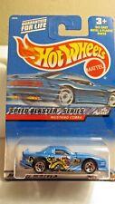 Hot Wheels Speed Blaster Series Mustang Cobar  # B-1 NEW IN PACKAGE