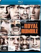 WWE - Royal Rumble 2011 (Blu-ray, 2011)