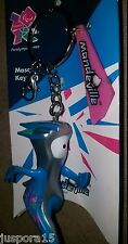 London 2012 NEW Mandeville Paralympic Games Mascot Keychain