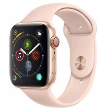 Reloj de Apple serie 5 40mm Gps Celular LTE Aluminio Funda Rosa Sport banda de oro