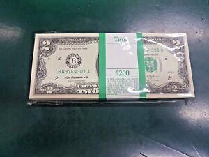 USA - BILLET 2 TWO DOLLARS ETATS-UNIS B NEW YORK PORTE BONHEUR NEUF ANNEE 2013