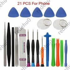 21 in 1 Mobile Phone Repair Tools Kit Spudger Pry Opening Tool Screwdriver S3G6
