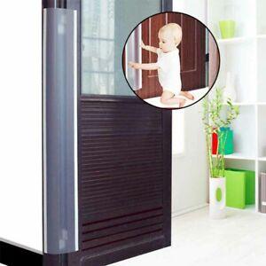 17*120CM Safety Door Kids Child Safety Door Guard Hinge Protector Finger Pinch