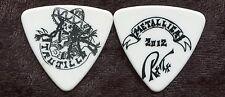 METALLICA 2012 Anniv Tour Guitar Pick!!! ROBERT TRUJILLO custom concert stage #2