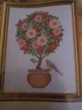 'Pretty In Pink' Sue Page cross stitch chart (only)