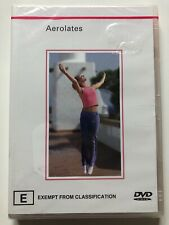 Aerolates - Pilates & Aerobic Workout (DVD) Australia Region 4- NEW SEALED RARE