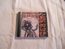 "The Mobile mob Freakshow ""If you don't have the guts stay away"" 1998 EP"