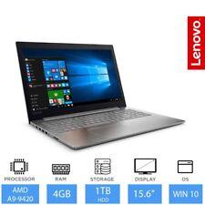 """Lenovo IdeaPad 320- 15.6"""" barato Portátil AMD a9-9420,4gb RAM,1tb HDD,Windows 10"""