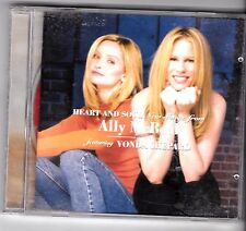 VONDA SHEPARD : Heart And Soul New Songs From Ally McBeal.  CD album