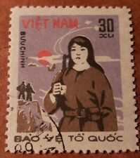 GM6 Vietnam 30xu Used Stamp
