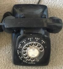 VINTAGE MID CENTURY ROTARY PHONE AUTOMATIC ELECTRIC General Telephone USA