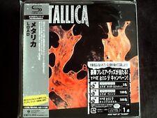 Load By Metallica Japan SHM-CD Mini LP OBI Brand New UICY-94667