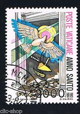 VATICANO 1 FRANCOBOLLO ANNO SANTO LA COLOMBA DELLO SPIRITO SANTO 1983 usato