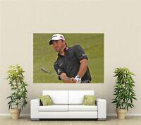 Graeme McDowell Golfer Giant 1 Piece  Wall Art Poster SP187