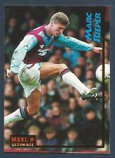 MERLIN ULTIMATE 1995-96-PREMIER LEAGUE- #227-WEST HAM & DENMARK-MARC REIPER