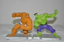 THE THING VS. HULK ULTRA LIMITED BOOKENDS