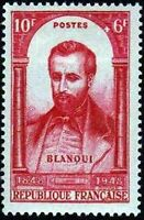 "FRANCE TIMBRE STAMP N°800 ""REVOLUTION DE 1848, L. BLANQUI"" NEUF X TB"