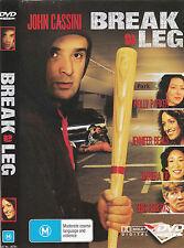 Break A Leg-2005-John Cassini-Movie-DVD